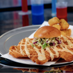 Foot Long Candy Bars and a Chicken Sandwich That's Bigger Than Your Face?! First Look at the FOOD and DRINKS Coming to Disney California Adventure's Avengers Campus!