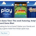 Lasso Up Your Fam to Play Andy's Board Game Blast!