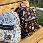Do You Love Marie or Pluto? Then You're Gonna Love These NEW Disney Pets Loungefly Backpacks!