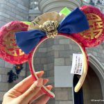 The Reversible 'Mulan' Minnie Ears Have Arrived in Disney World!