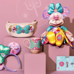 First Look at the New Minnie Mouse: The Main Attraction Series For May (And It's TIKI-RRIFIC!)