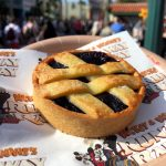 Review! We're Celebrating the Grand Opening of Runaway Railway with Mickey and Minnie's Blueberry Pie!