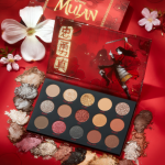This Disney and ColourPop Mulan Makeup Collection is a MATCH Made In Heaven!