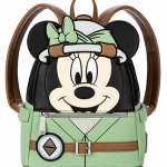 Prepare for Your Next Adventure With Disney's New Minnie Mouse Animal Kingdom Backpack!