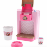 SO CUTE! Check Out This Pretend Coffee Maker For Your Little Disney Princess