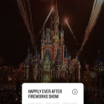 BEST EVENING EVER! You Can Watch Disney World's Happily Ever After Fireworks TONIGHT!