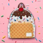 The New Loungefly x Disney Collection Has Us Screaming for Ice Cream!