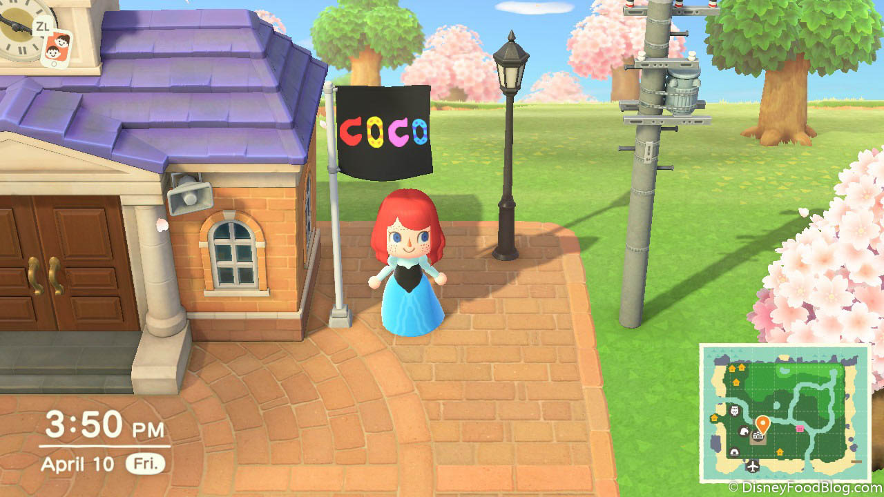 Here S How To Make Disney Inspired Outfits In Animal Crossing The Disney Food Blog