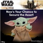 "NEWS! Build-A-Bear ""The Child"" (Baby Yoda!!!) Now Available For Purchase Online"