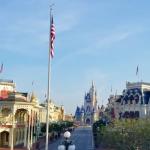 VIDEO: Watch the American Flag Being Raised on Disneyland's Main Street, U.S.A.