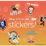 HURRY! These Disney iMessage Stickers Are COMPLETELY FREE Right Now in The App Store!