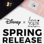 We Can't Wait to Rock the New Disney x Love Your Melon Spring Collection!