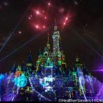 Shanghai Disneyland Is Running Tests On Their Fireworks Show!
