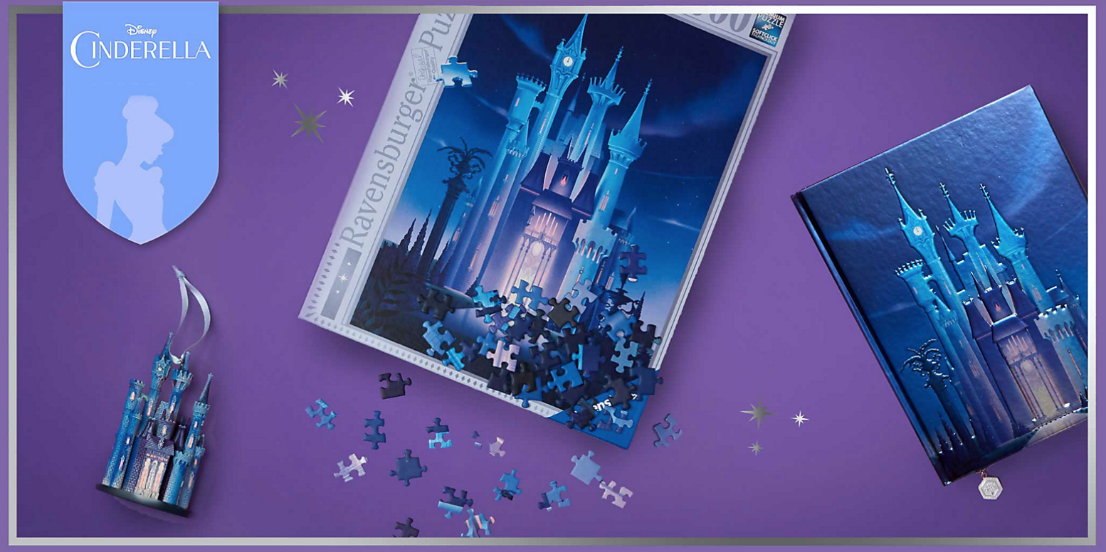 A Brand New Disney Castle Collection Is Coming To