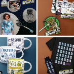 News! Disney Merch Released for Star Wars Day Will Use a Virtual Queue!