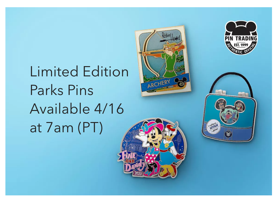 R2d2 Christmas Pin 2020 NEW Park Exclusive Pins and Release Dates Have Been Added to