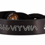 Get a Leather Baby Yoda Bracelet with Your Name Engraved on It For Under $12!