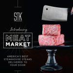You Can Get STK's Signature Steaks Delivered Straight to Your DOOR!