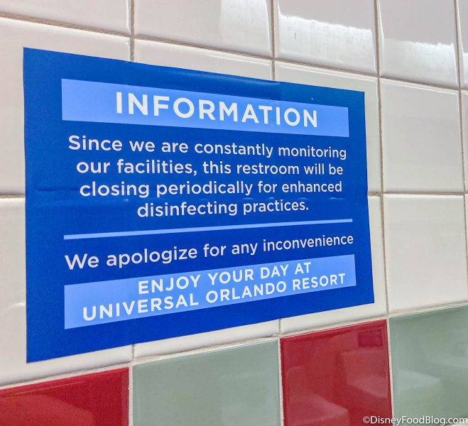We Hope Disney Does THIS In Their Restrooms When The Parks Reopen