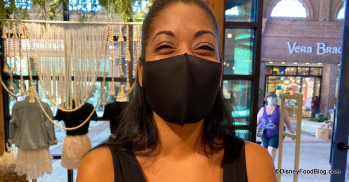Here's What Qualifies — and Doesn't Qualify — as a Mask in Disney World!