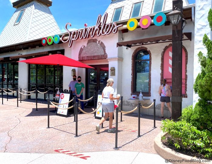 Here Are ALL of the Limited Time Cupcakes Coming to Sprinkles in July!
