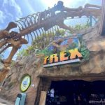 Review! We're Dining at T-Rex in Disney World, But Will Our Meal Be Dino-MITE??
