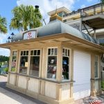 PHOTOS! BIG Construction Progress Has Been Made at the NEW Lovepop Shop in Disney Springs!