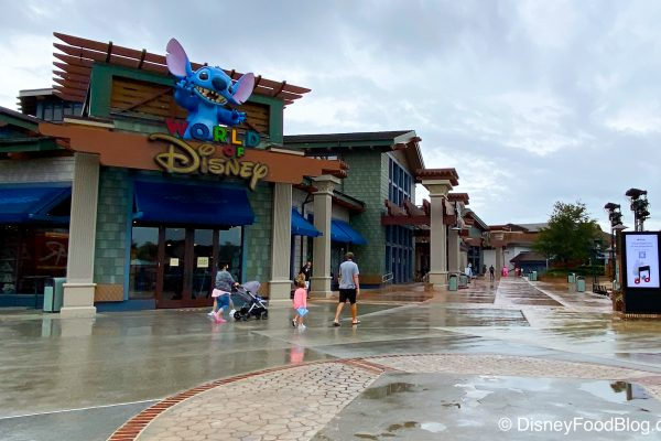 PHOTOS! We Were Shocked By the Lack of Memorial Day Crowds in Disney Springs!