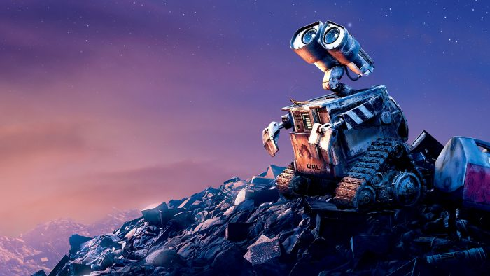Sparks Are Flyin' Between Us and These New Wall-E and Eve Loungefly Bags!