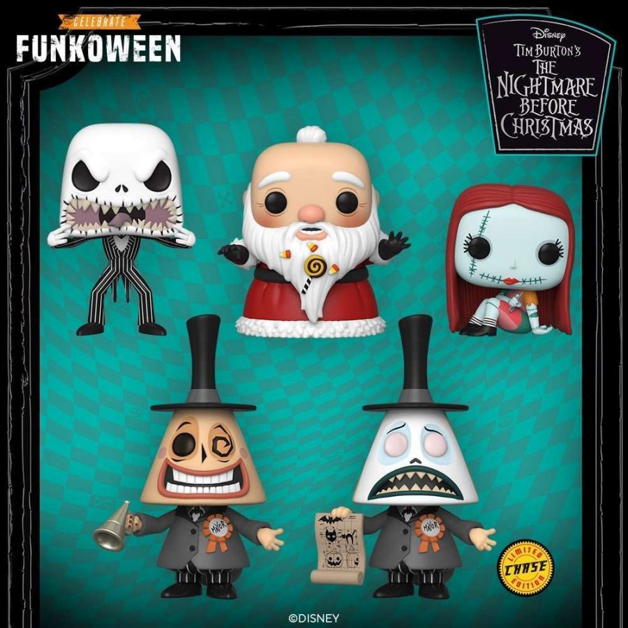 Halloween Funko Pop 2020 This Is Halloween…in May! Check Out the NEW Disney and Nightmare