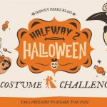 Celebrate That We're Halfway to Halloween with the New Disney Costume Challenge!