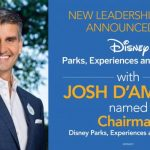 News: Disney Announces New Park Presidents and Josh D'Amaro As Chairman of Parks
