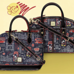 This NEW Epcot-Inspired Dooney and Bourke Collection Is Practically Perfect in Every Way!