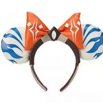 Limited Edition Designer Star Wars Ahsoka Tano Ears by Her Universe Are Available Online Now!