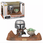 Great News, Mando Fans! Baby Yoda Funkos Are Now Available for Pre-Order Online!