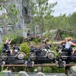 Here's Everything You NEED to Know About Wearing Masks on Theme Park Rides!