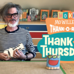 Author Mo Willems Is Hosting a Thank-O-Rama Every Week in May! Find Out Where to Watch Him Here!
