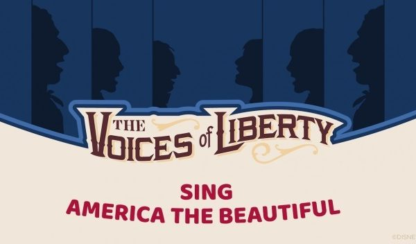 Hear the Voices of Liberty from EPCOT Sing 'America the Beautiful' for Memorial Day