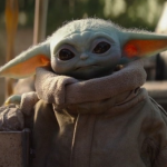 OK. Disney's Baby Yoda Pup Costume WINS Halloween This Year