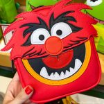 We Spotted An ANIMAL Of A Loungefly Wristlet In Disney World Today!
