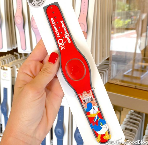 News: We Couldn't Say No To This NEW Annual Passholder Magic Band in Disney World!