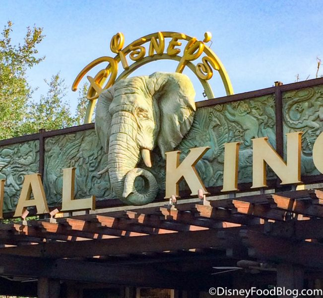 Disney's Animal Kingdom Park Pass Reservations Are FULL for July 14th…BUT More Might Be Coming!