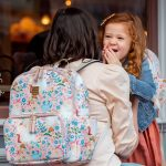 So, This Is Love? New Disney Cinderella Backpack From Petunia Pickle Bottom Makes Outings With Baby A Breeze!