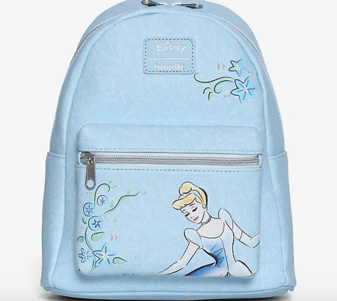 These New Disney Princess Loungefly Backpacks Are Some Of The Prettiest Merch We Ve Seen The Disney Food Blog