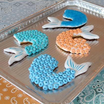Mermaid Hair, Don't Care! Disney Cruise Line's Mermaid Tail Cookie Recipe is Perfect for All Sea Dwellers!