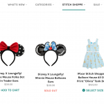 The Loungefly Disney Stitch Shoppe Has Officially Opened with the CUTEST Disney Outfits Ever!