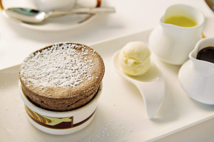 Calling All Chocolate Lovers! Learn How to Make the Disney Cruise Line's Chocolate Soufflé with This Disney Recipe!