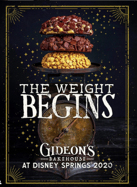 The NEW Gideon's Bakehouse Will Offer This Once-A-Year Cookie EVERY DAY in Disney Springs!