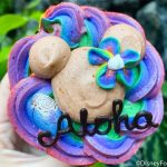 REVIEW: This NEW Welcome Back Rainbow Cupcake in Disney World Is Filled With a Delicious Surprise!
