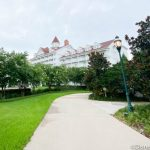 Construction Update! See How Grand Floridian Resort's New Walkway Has Progressed!
